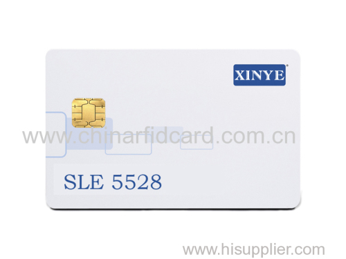 Access Control chip card
