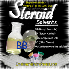 Organic Solvents Benzyl Benzoate(BB) CAS 120-51-4 for Steroids Conversion Oil