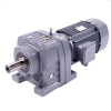 electric motor with planetary gearbox