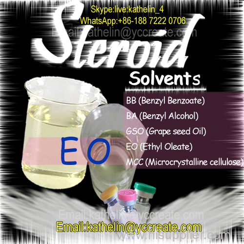 Solvent Ethyl Oleate(EO) for Steroids Inject solvent CAS 111-62-6