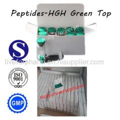Hochwertiges HGH Green Top 12iu Health Care Peptide