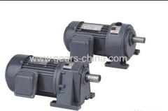 Caja de cambios del motor eléctrico 12v