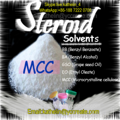 Microcrystalline Cellulose CAS 9004-34-6 for Oral Steroid Powder and differential pressure tablets.