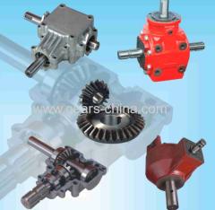 90 degree Golden supplier NOSEN Manufacturer Agricultural bevel gearboxes