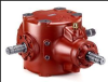 Professional gearbox for agricultural machinery