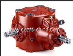 agricultural gear boxes made in China