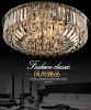 Modern Contemporary Rectangle Rain Drop Crystal Chandelier for Dining Room