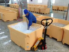 1000L sea food cold food larger volume insulation container