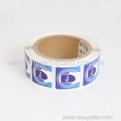 I CODESLI Etiqueta RFID / etiqueta adesiva