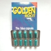 Golden Root Blue Capsules Sex Pill for men penis enlargement