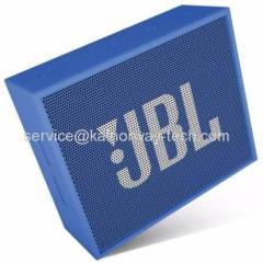 New JBL GO Mini Bluetooth Wireless Rechargeable Ultra Portable Audio Blue Speaker With Aux-In Compatible