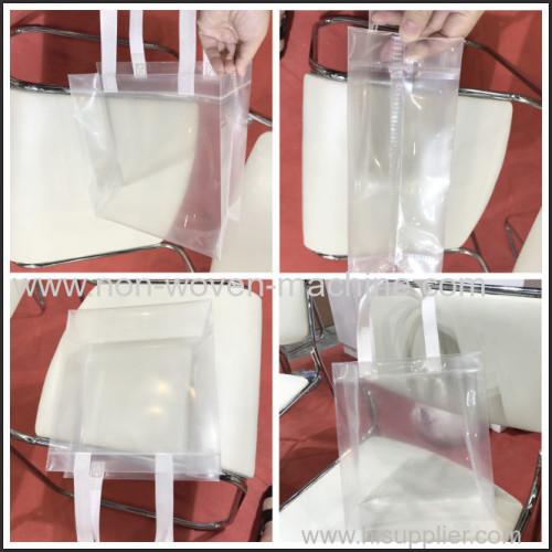 laminated box bag machine