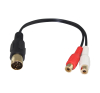 kenwood cd changer cable