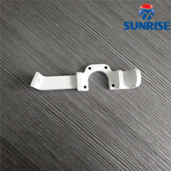 Transducerbase left zinc alloy prototypes