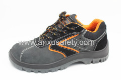 Action leather CE safety shoes