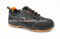 pu/rubber outsole safety footwear