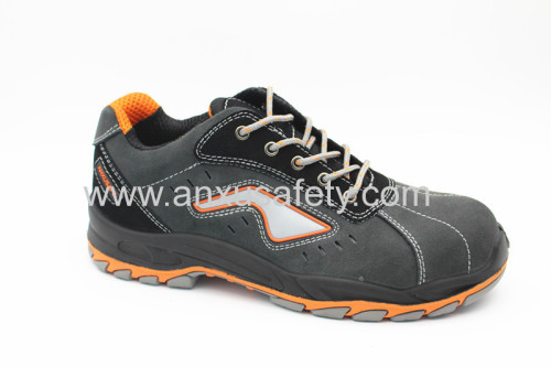 action nubuck CE safety shoes