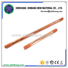 Copper Bonded Steel Grounding Rods