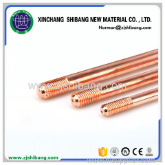 Earthing Equipments Threaded Earth Rods
