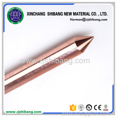 High Conductivity Copper Clad Steel Rod