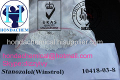 Highly Effective Anabolic Steroid Stanozolol Winstrol Powder for body Building