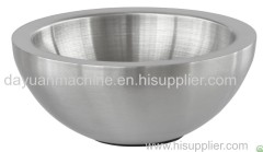 Heavy Duty 18/8 Stainless Steel Double Wall Serving and mixing Bowl