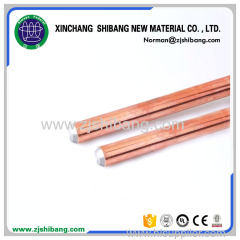 Competitive Stainless Steel Copper Weld Steel Ground Rod