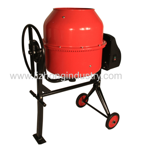 200L 800W electric concrete mixer. cement mixer
