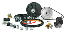 china manufacturer timing pulleys