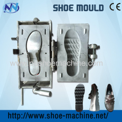 pu Aluminium mould for sole making