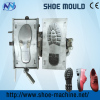 Aluminum Mould pu Inject Shoe Mould for Leather shoes
