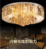 Indoor crystal hanging light new residential chandelier pendant light