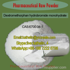 Antitussive and Analgesic (narcotic) 6700-34-1 Dextromethorphan hydrobromide monohydrate