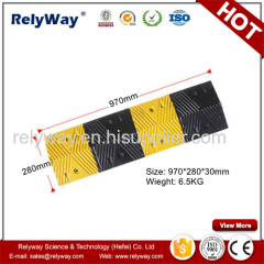 Durable Rubber Speed Bump