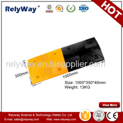 Traffic Rubber Speed Ramp
