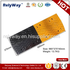 CE Standard Rubber Speed Ramp