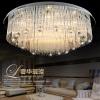 Modern designer favorite large big crystal chandelier lighting made in China
