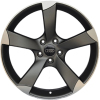 22 inch Audi Q7 Alloy Wheel Rim Replica Matt Grey
