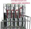 falling film evaporator mvr evaporator multiple effect evaporator wastewater treatment equipment