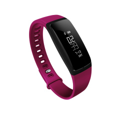Wristband Fitness Tracker Wrist Band Watch With Heart Rate Monitor and blood pressure monitor