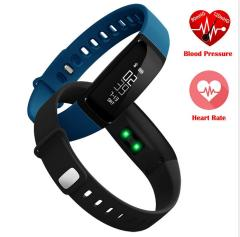 Bluetooth Wristband Fitness Tracker blood pressure monitor