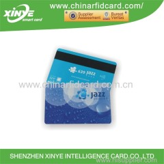 Carte intelligente sans contact carte 125 kHz 13,56 mhz RFID