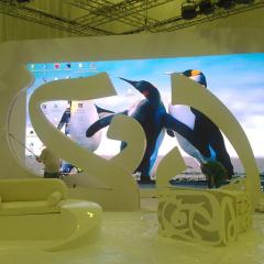 P3.91 HD Indoor led Rental display screen Cheap price