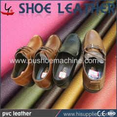 Кожаная пвх для обуви