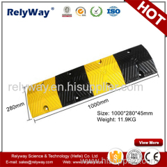 Durable Cast Steel Speed Bump
