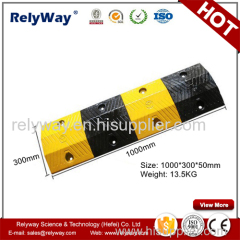Roadway Safety Cast Steel Speed Bump