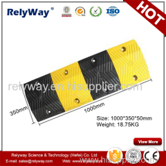 Durable Metal Speed Bump