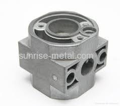 Tele-communication aluminum die castings
