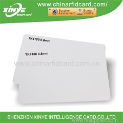Low frequency access control LF card