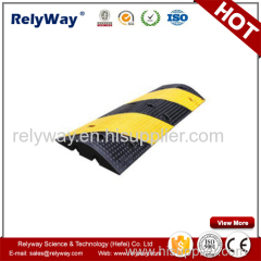 Roadway Safety Cable Protector Bump